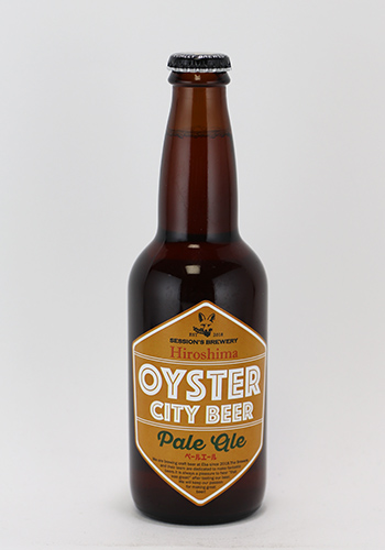 OYSTER CITY BEER ペールエール