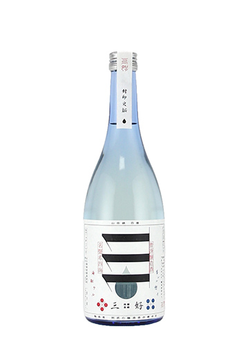 阿武の鶴 三好 Blue