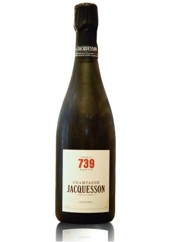ジャクソン シャンパーニュ 739