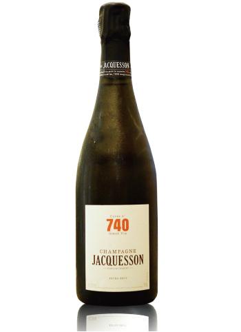 ジャクソン シャンパーニュ 740