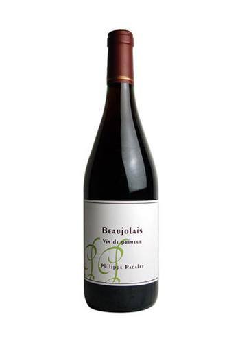 Philippe Pacalet Beaujolais Vin de primeur 2015