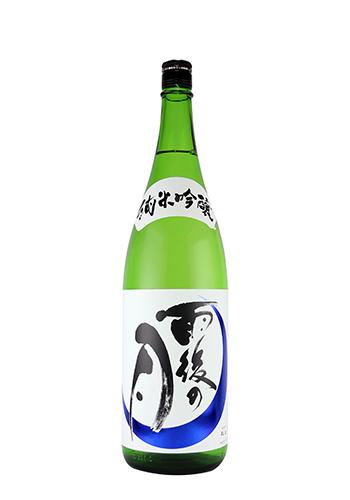 新 雨後の月 純米吟醸 山田錦 1800ml