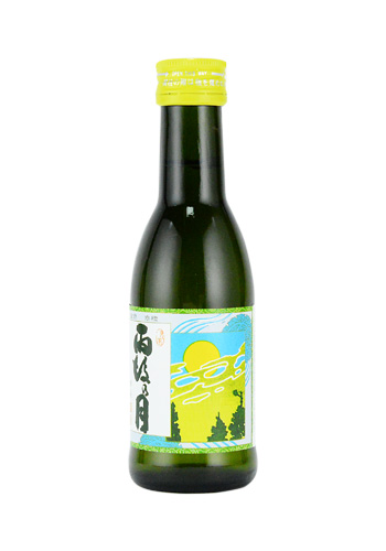雨後の月(うごのつき) 特別純米酒 レトロラベル 180ml