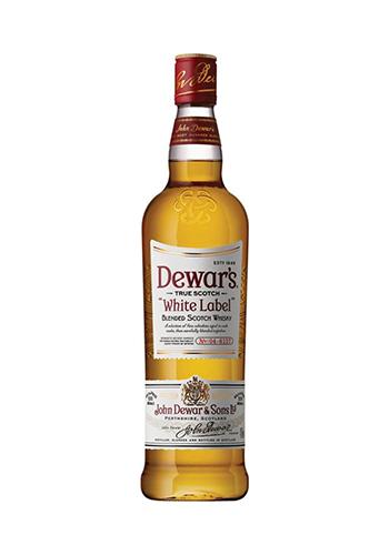 デュワーズ ホワイト・ラベル (Dewar's WHITE LABEL) 700ml