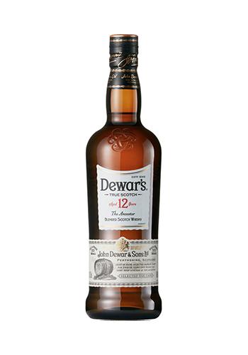 デュワーズ 12年 (Dewar's 12 YEARS OLD) 700ml