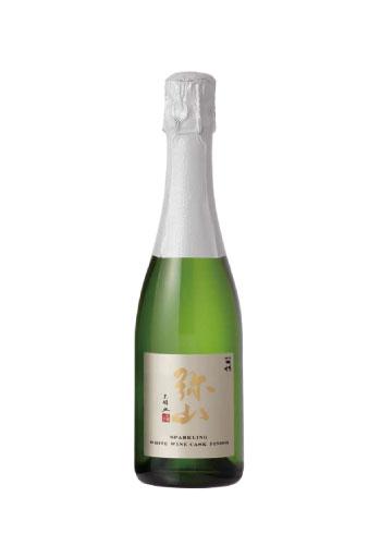 一代弥山(いちだいみせん) スパークリング White Wine Cask Finish 375ml