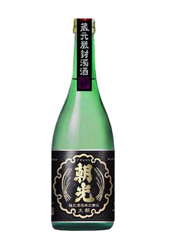 ゴールド朝光(あさひかり) 廣島純米濁酒(生酒)どぶろく 700ml
