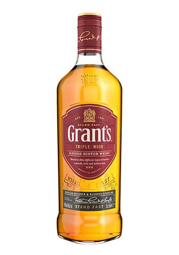 グランツ トリプルウッド (GRANT'S TRIPLE WOOD) 700ml