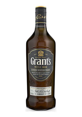 グランツ トリプルウッド スモーキー(GRANT'S TRIPLE WOOD SMOKY) 700ml