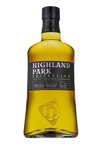 ハイランドパーク トリスケリオン (HIGHLAND PARK TRISKELION) 700ml