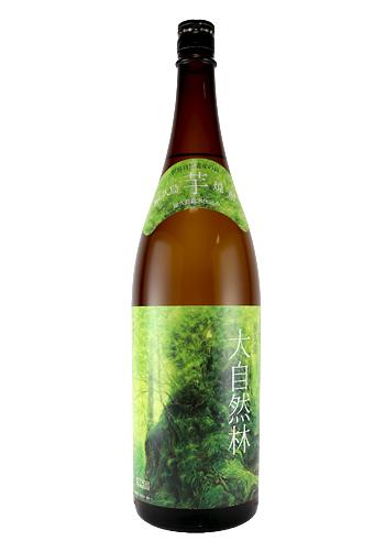 大自然林(だいしぜんりん) 芋焼酎 25° 1800ml