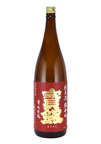 宝剣(ほうけん) 純米 超辛口 1800ml