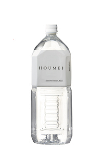 HOUMEI 宝山の仕込み水