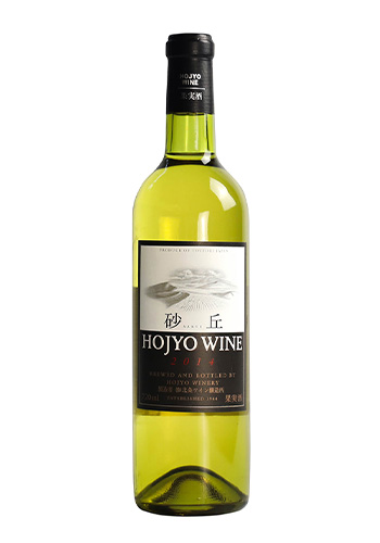 北条ワイン 砂丘 白 720ml