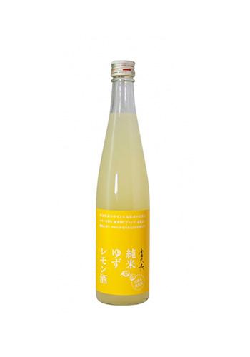 富久長(ふくちょう) 純米ゆずレモン酒 500ml