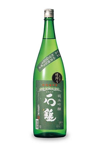 石鎚(いしづち) 純米吟醸 緑ラベル 1800ml