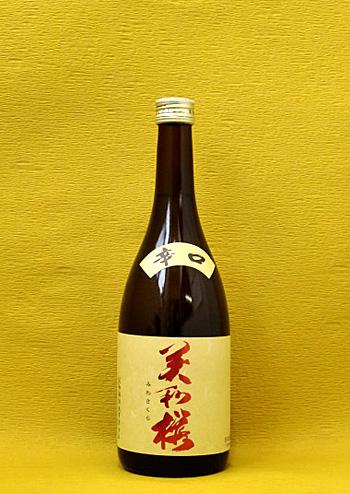 美和桜(みわさくら) 本醸造 辛口 720ml