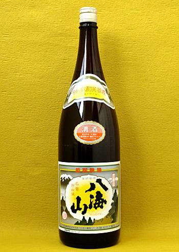 八海山(はっかいさん) 清酒