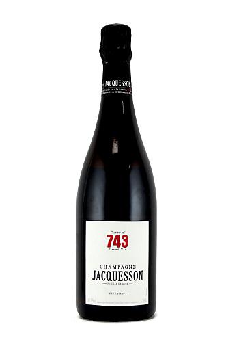 ジャクソン シャンパーニュ キュヴェ 743(Jacquesson Cuvee #743) 750ml