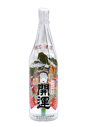 開運(かいうん) 上撰 特別本醸造 1800ml