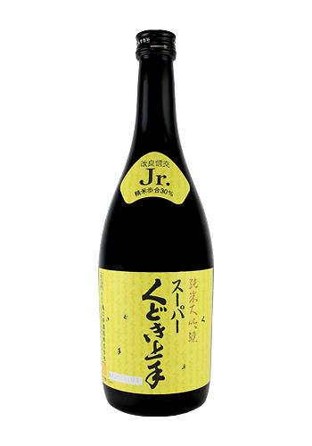 スーパーくどき上手Jr. その2 純米大吟醸 720ml