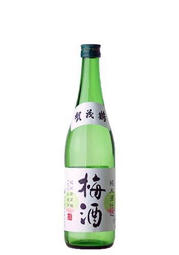 賀茂鶴 梅酒 純米仕込