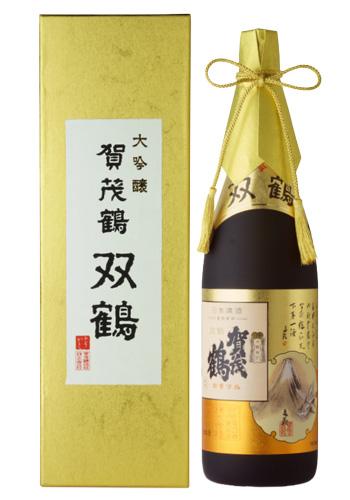 賀茂鶴(かもつる) 双鶴(そうかく) 大吟醸 1800ml