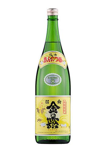 金の露(きんのつゆ) 芋焼酎25° 1800ml