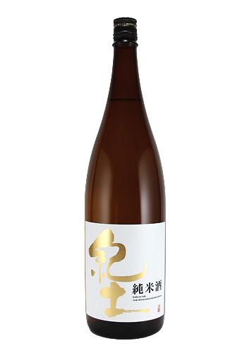 紀土(キッド) -KID- 純米酒 1800ml