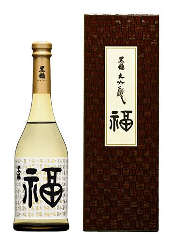 黒龍(こくりゅう) 大吟醸 福ボトル 720ml