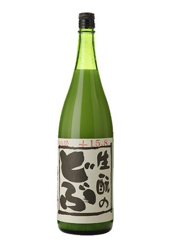 睡龍(すいりゅう) 生もとのどぶ 生もと純米にごり 1800ml