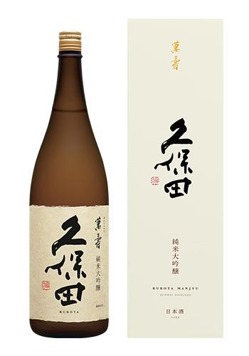 久保田(くぼた) 萬寿(まんじゅ) 純米大吟醸 1800ml