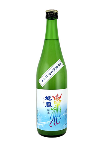 旭鳳(きょくほう) 純米 爽快うすにごり 720ml