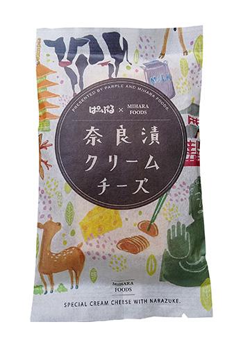 【三原食品】 奈良漬クリームチーズ 75g