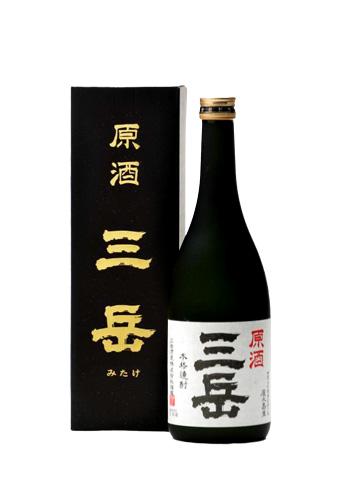 三岳(みたけ) 原酒 芋39度 720ml