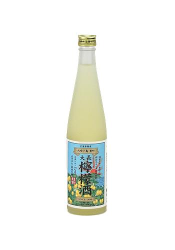 大長(おおちょう) 檸檬酒(れもんしゅ)  500ml