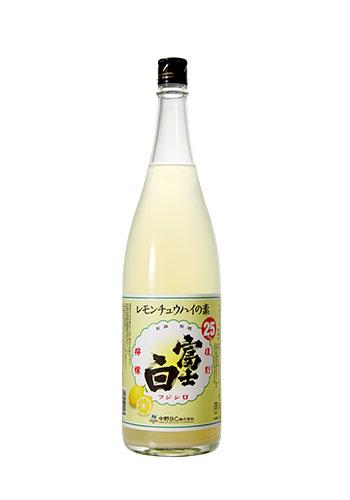 富士白レモンチュウハイの素 1800ml