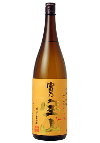 富乃宝山(とみのほうざん) 芋焼酎25° 1800ml