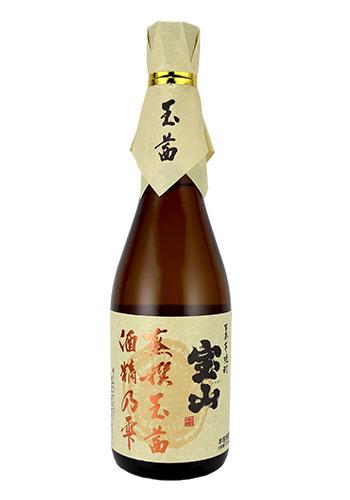 宝山 蒸撰玉茜(じょうせん たまあかね) 芋焼酎25° 720ml