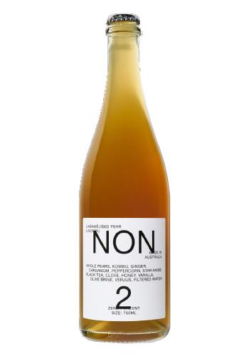 NON(ノン) No.2 キャラメライズド・ペアー&コンブ(CARAMELISED PEAR & KOMBU)ノンアルコールドリンク