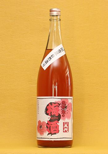 五代 焼酎蔵の梅酒(麦)