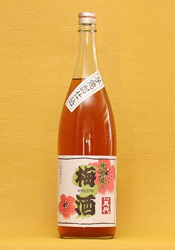 五代 芋焼酎仕込みの梅酒