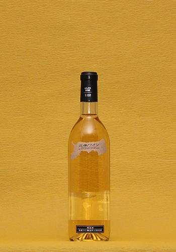 北条ワイン 地図ラベル 白