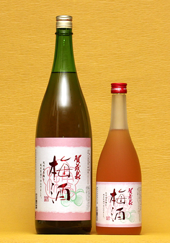 賀茂泉 純米梅酒