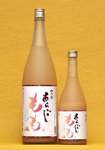 梅乃宿(うめのやど) あらごし桃酒