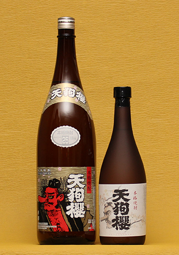 天狗櫻(てんぐざくら) 芋焼酎25°