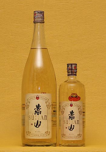 嵩山(すうざん) 熟成焼酎