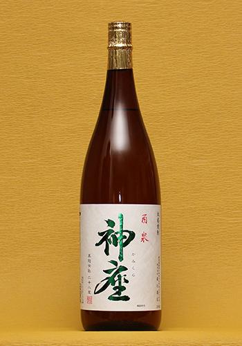 酉泉 神座(かみくら) 芋焼酎28°
