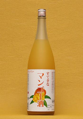 奥武蔵 すてきな マンゴー酒