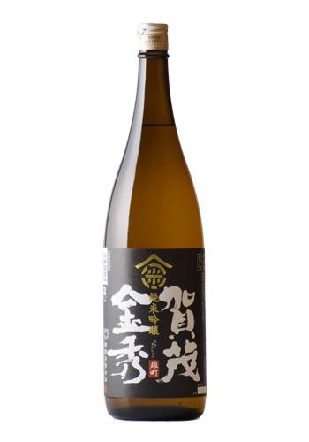 賀茂金秀(かもきんしゅう) 純米吟醸 雄町 1800ml